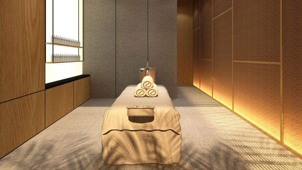 the Ruma Hotel And Residences spa