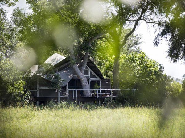 Abu Camp Exterior