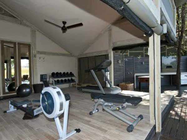 Abu Camp Gym