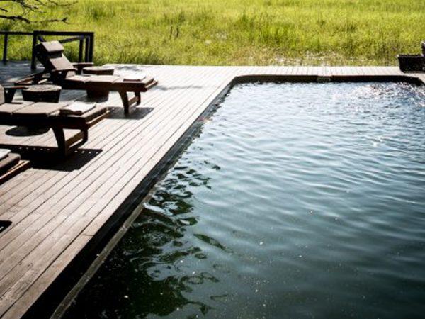 Abu Camp Pool