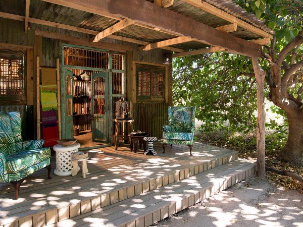 African Bush Camps Linyanti Bush Camp Lobby View