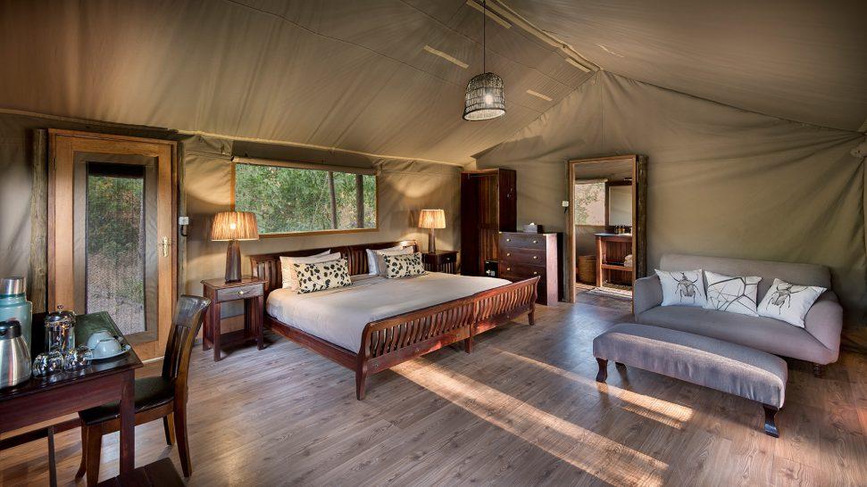 African Bush Camps Linyanti Bush Camp Luxury Tents
