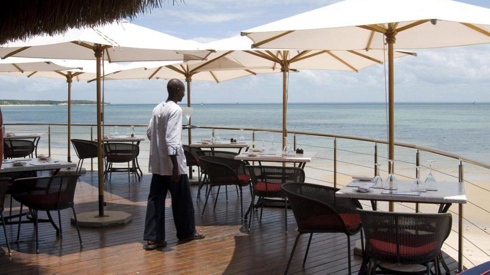 Anantara Bazaruto Island Resort Clube Naval
