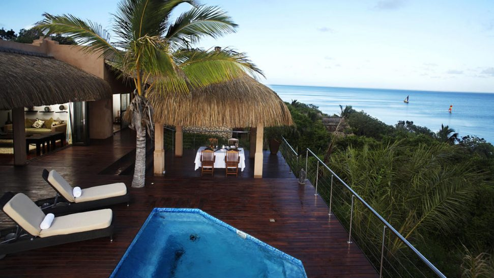 Anantara Bazaruto Island Resort Deluxe Sea View Pool Villas