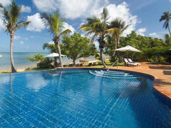 Anantara Bazaruto Island Resort Infinity Pool
