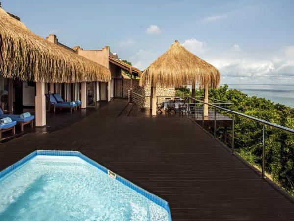 Anantara Bazaruto Island Resort Lobby