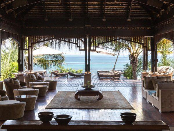 Anantara Bazaruto Island Resort Lobby View