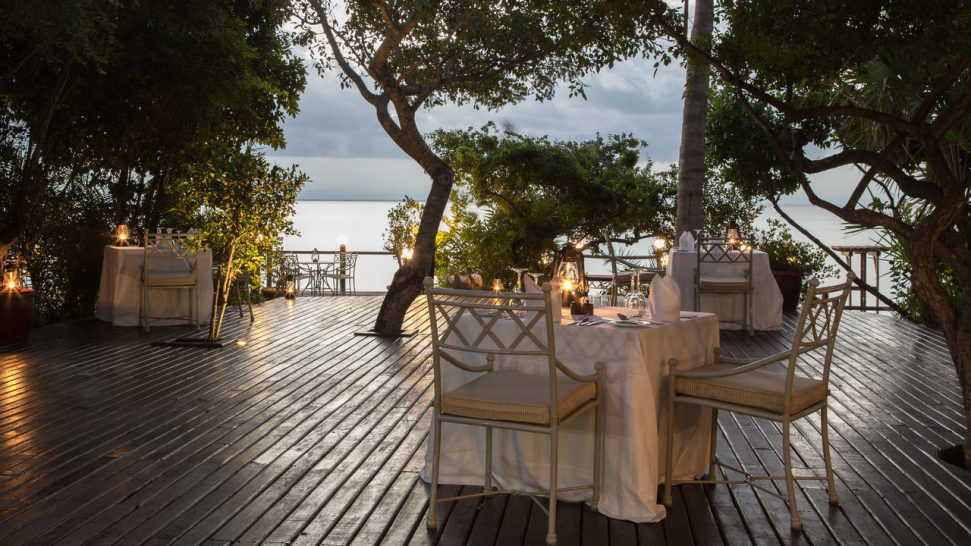 Anantara Bazaruto Island Resort Tartaruga
