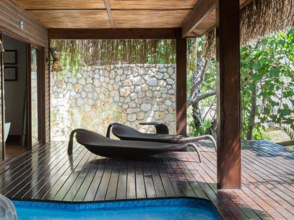 Anantara Bazaruto Island Resort Villa Deck