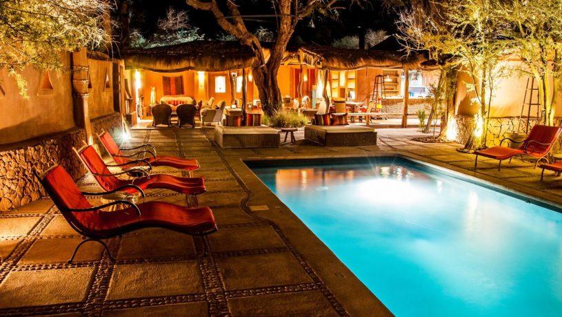 Awasi Atacama Chile Pool