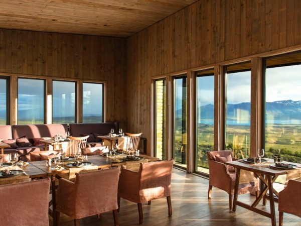 Awasi Patagonia Lodge Dining