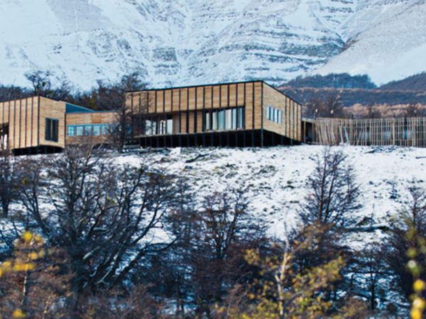 Awasi Patagonia Lodge View