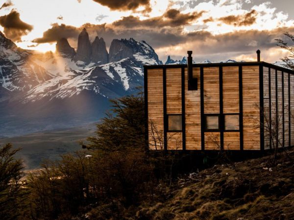 Awasi Patagonia Lodge Villas Exteriors