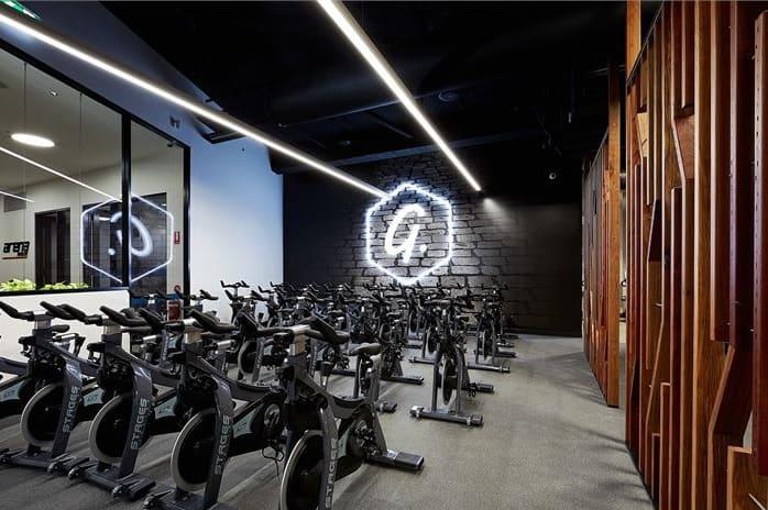 Birkenhead House Gym