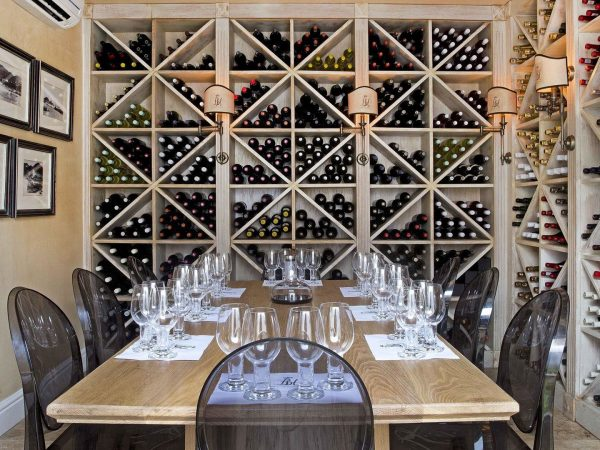 Birkenhead House Wine Tasting