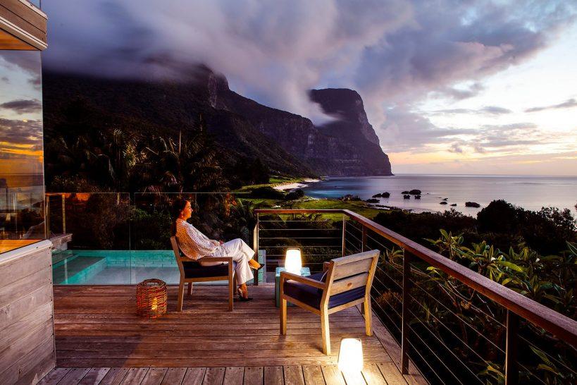 Capella Lodge Lord Howe Island