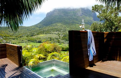 Capella Lodge Lord Howe Island Makambo Loft Plunge Pool