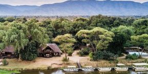 Chiawa Camp, Lower Zambezi