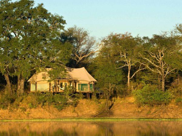 Chindeni Bushcamp Exterior View