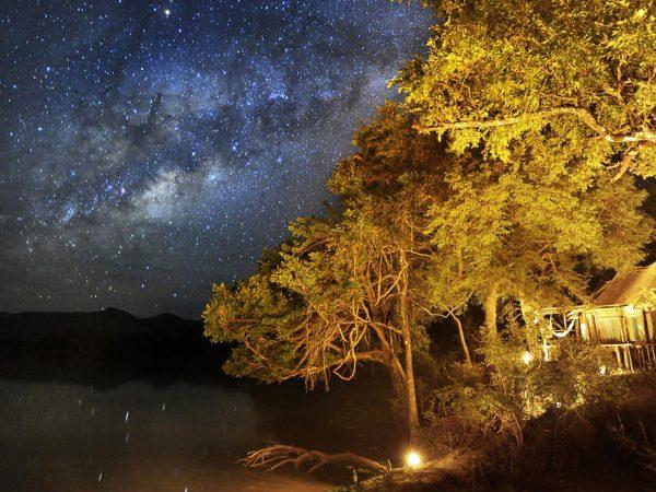 Chindeni Bushcamp Night View