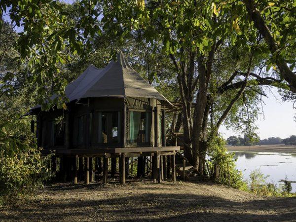 Chindeni Bushcamp View