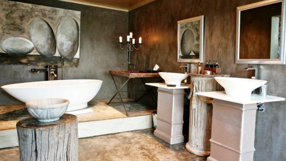 Chitwa Chitwa Private Game Lodge Bathroom