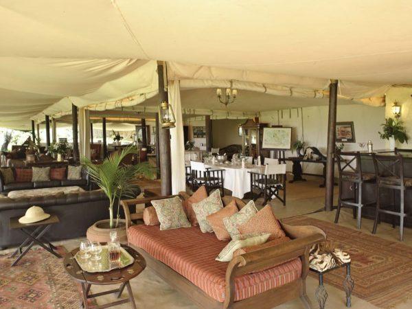 Cottar's 1920s Safari Camp Bar