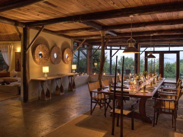 Cottar's 1920s Safari Camp Cottar's Bush Villa
