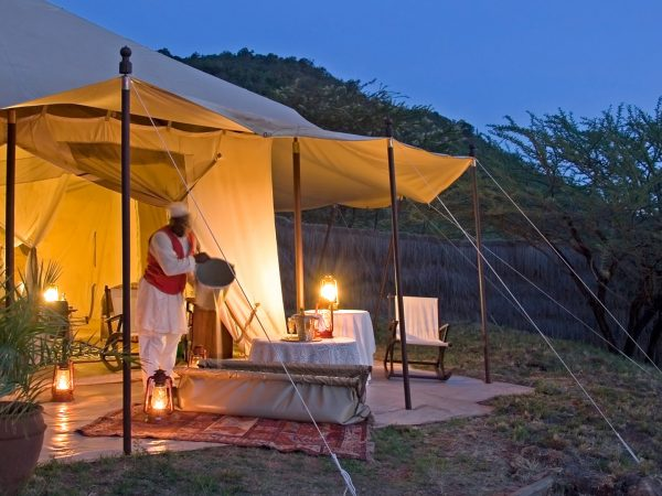 Cottar's 1920s Safari Camp Cottar's Camp Luxury Double Tents