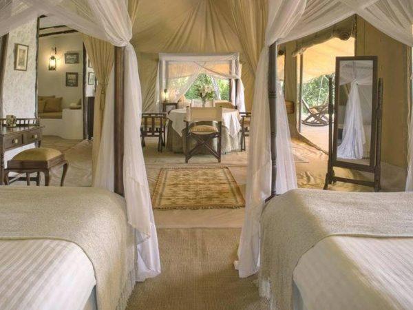 Cottar's 1920s Safari Camp Cottar's Camp Luxury Family Suite