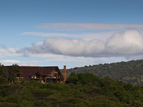 Cottar's 1920s Safari Camp Exteriors Private House
