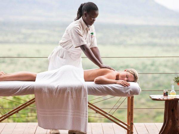 Cottar's 1920s Safari Camp Massage and Spa Treatments