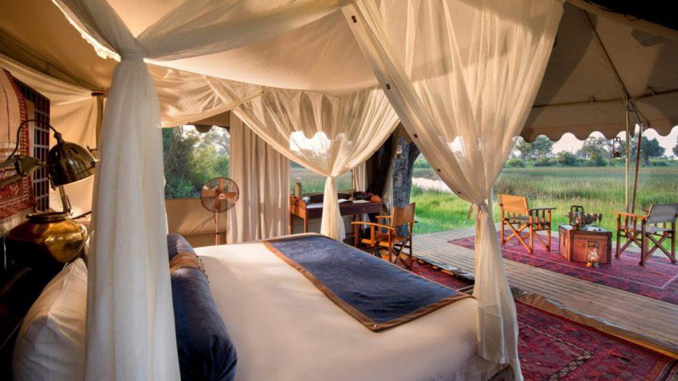 Duba Explorers Camp Canvas Tents