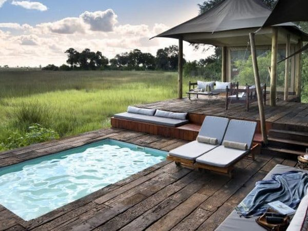 Duba Plains Camp Pool