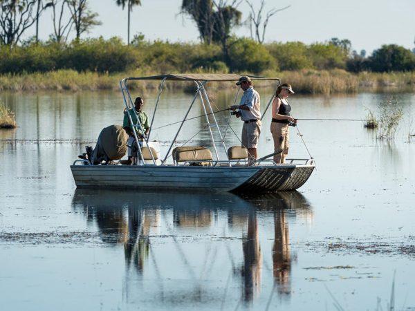 Duma Tau Fishing