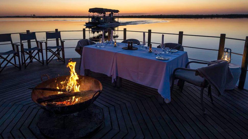 Duma Tau Sunset Dining
