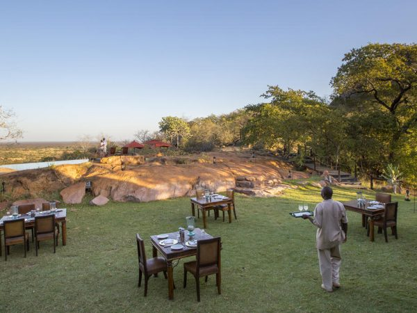 Elsa's Kopje Meru by Elewana Main Areas Dining
