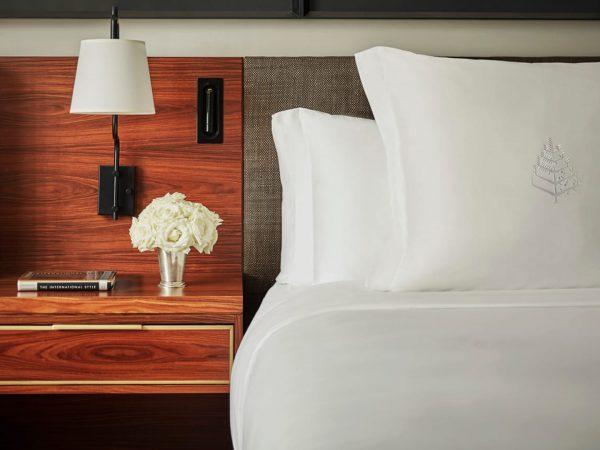Four Seasons Hotel Amman Crown Two Bedroom Suite