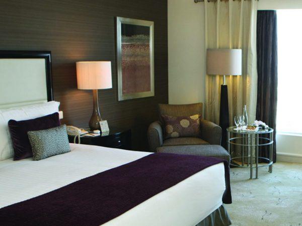 Four Seasons Hotel Amman Deluxe Room