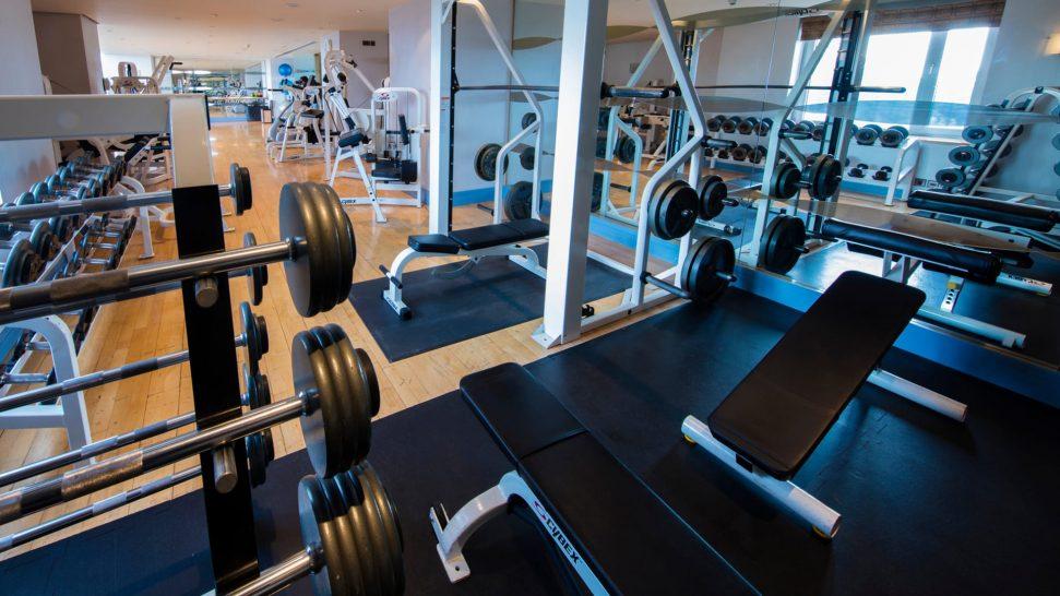 Four Seasons Hotel Amman Gym