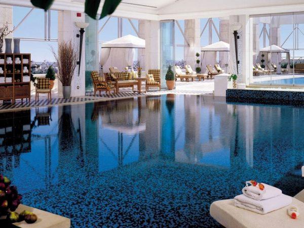 Four Seasons Hotel Amman Jordan Pool