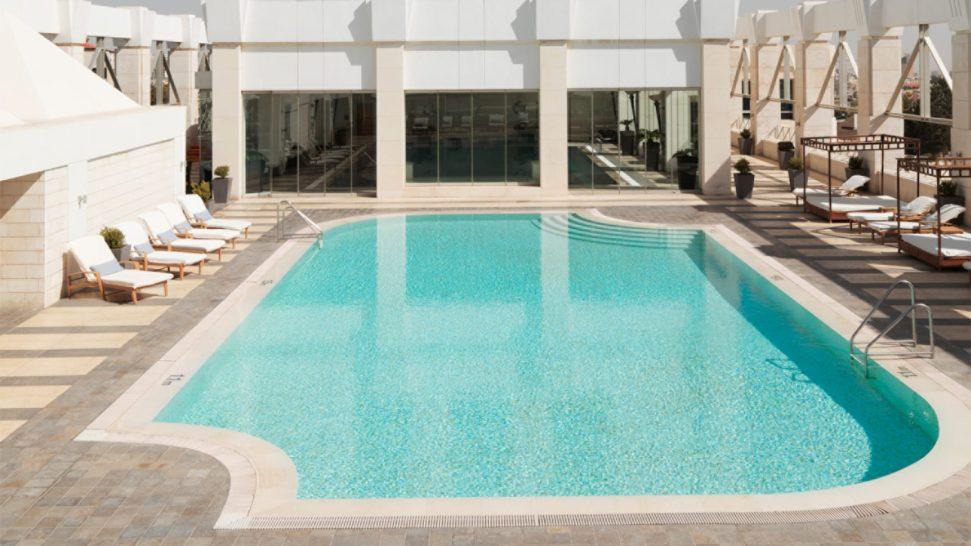 Four Seasons Hotel Amman Pool