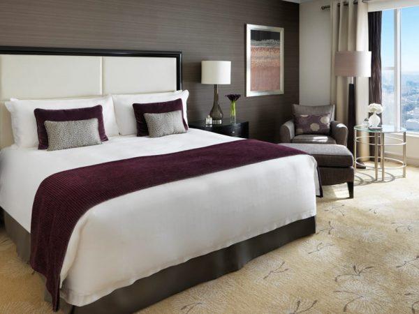 Four Seasons Hotel Amman Premium Room
