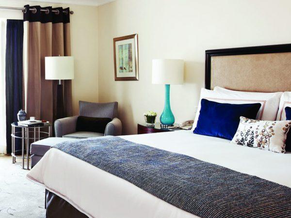 Four Seasons Hotel Amman Superior Room