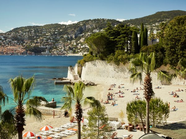 Four Seasons Hotel Grand Hotel du Cap Ferrat Beach View