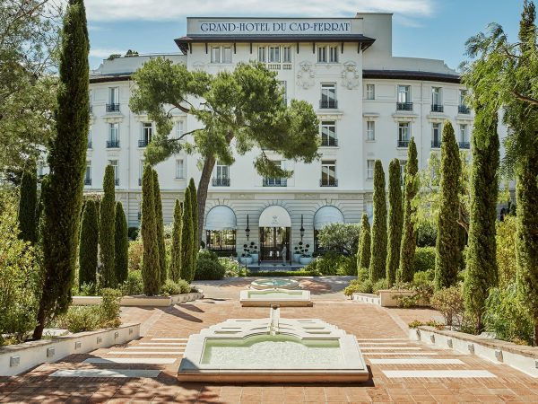 Four Seasons Hotel Grand Hotel du Cap Ferrat Exterior