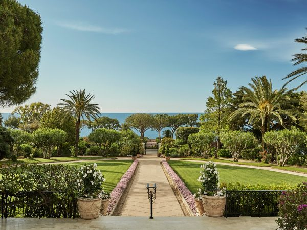 Four Seasons Hotel Grand Hotel du Cap Ferrat Garden