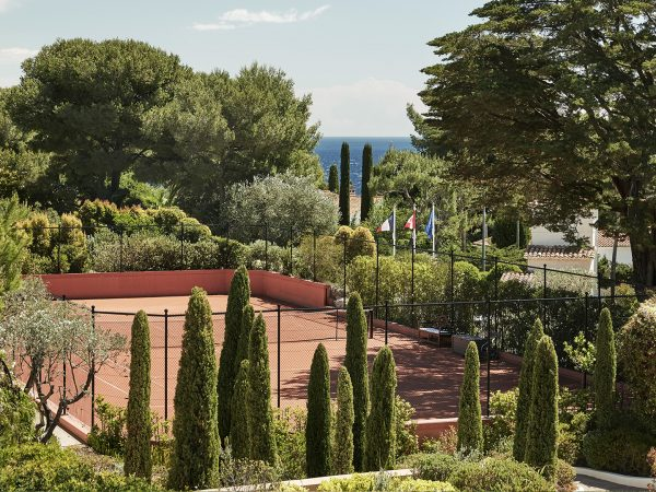 Four Seasons Hotel Grand Hotel du Cap Ferrat Tennis