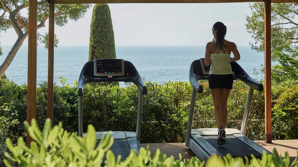 Four Seasons Hotel Grand Hotel du Cap Ferrat Gym