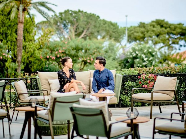 Four Seasons Hotel Grand Hotel du Cap Ferrat Le Bar